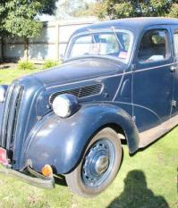 Ford 7W Ten Saloon 1937 года