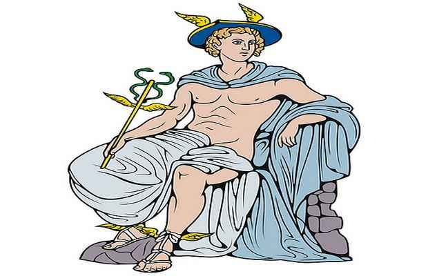 Древнеримский бог Меркурий