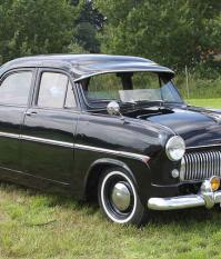 Ford Consul 1951 года