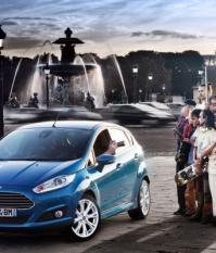 Обновления Ford Fiesta модели 2013 года