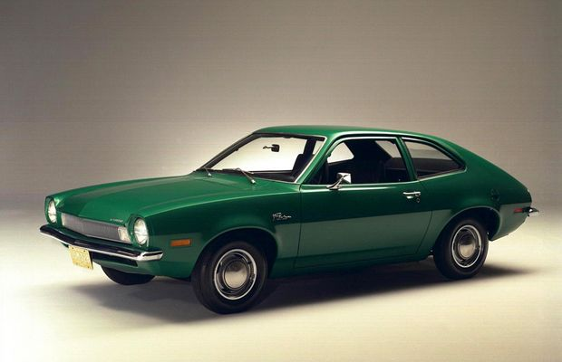 Ford Pinto 1971 года