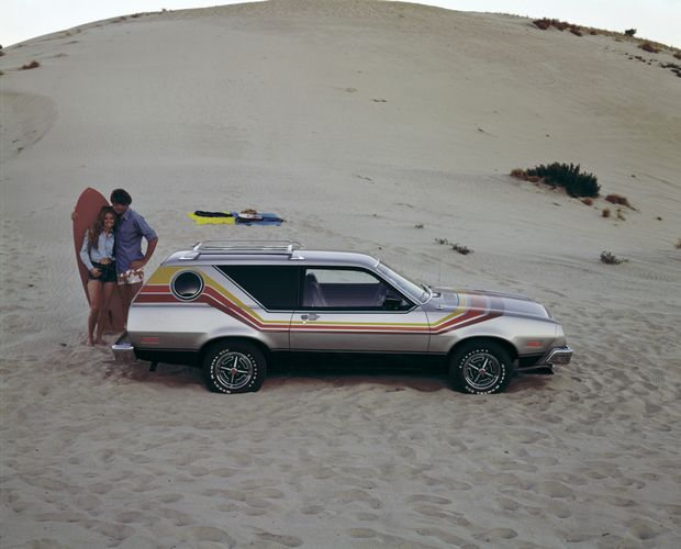Ford Pinto Wagon Cruising Pkg. (41E) 1980 года