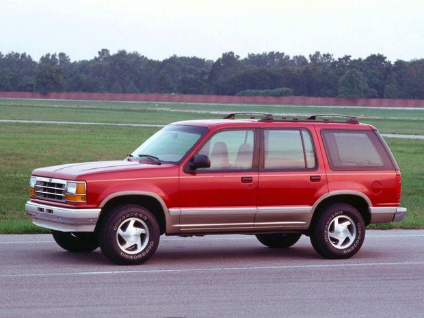 Ford Explorer 1990 года