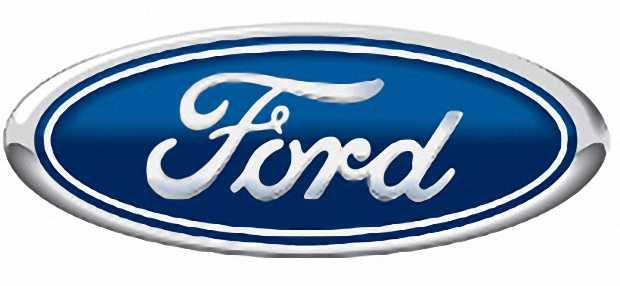 В 1976 году в логотип компании Ford вносятся изменения