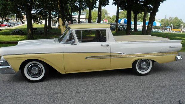 Ford Ranchero 1958 года
