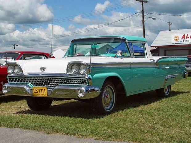 Ford Ranchero 1959 года