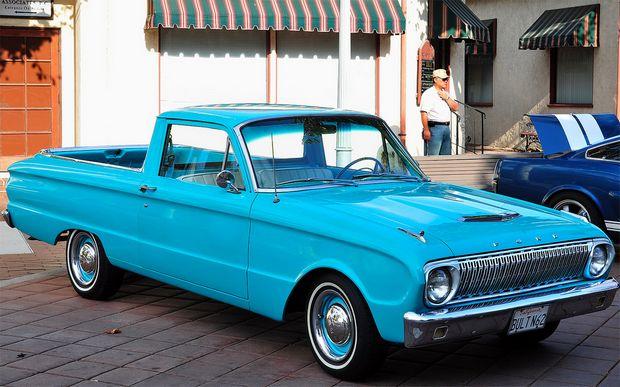 Ford Falcon Ranchero 1962 год