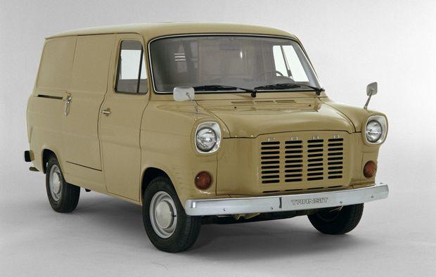 Ford Transit 1965 года