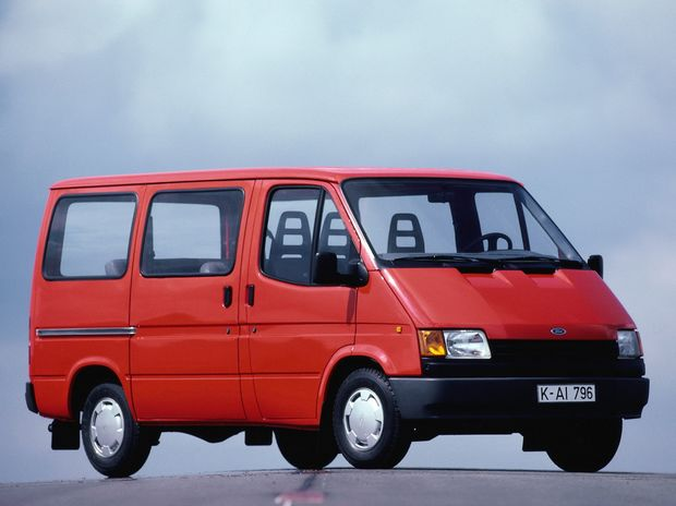 Ford Transit 1986 года