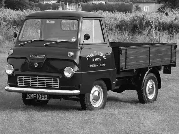 Ford Thames 400e pickup