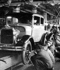 Производство машин и люди