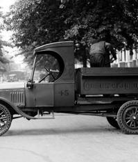 Классический Ford Model TT