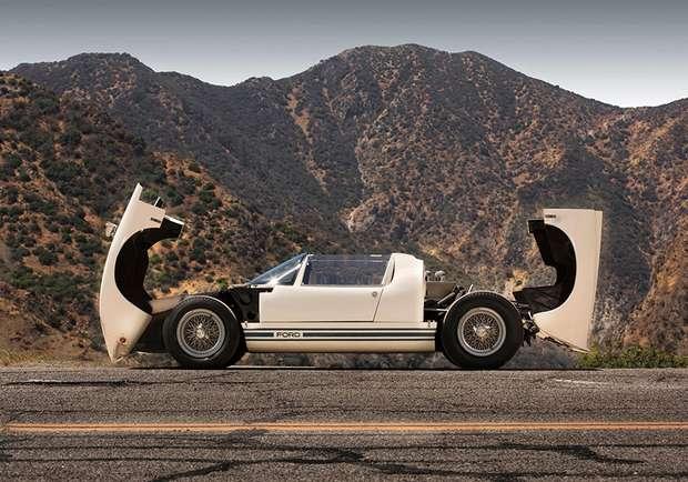 Оригинальный Ford GT40