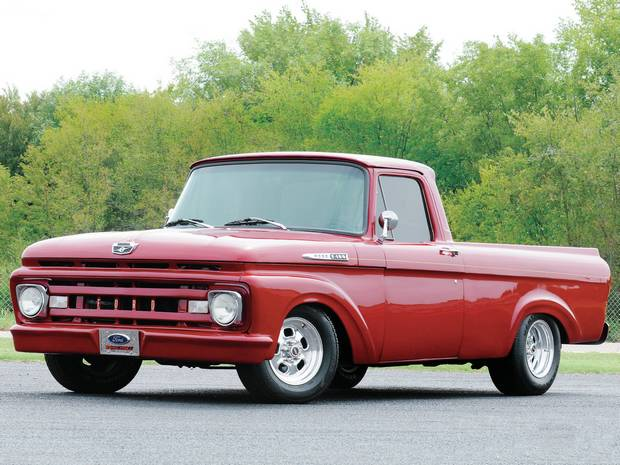 Ford F-100 1961 года