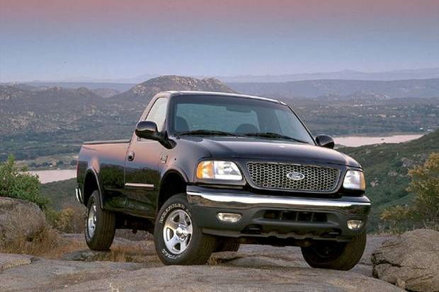 Ford F-150 1997 года