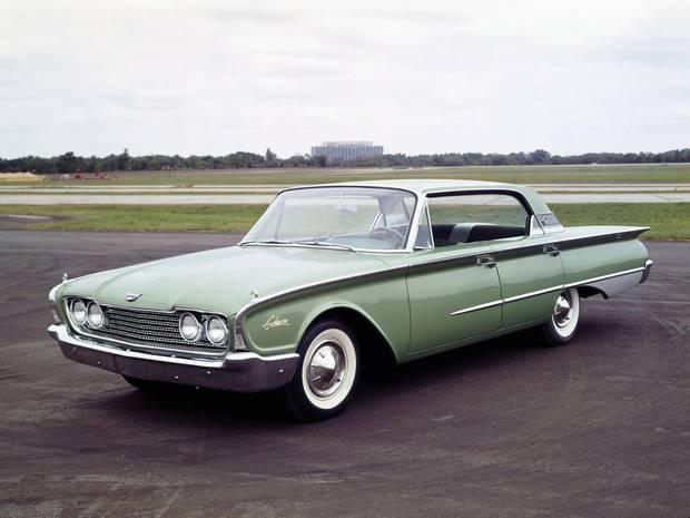 Ford Galaxie Town Victoria, 1960 года