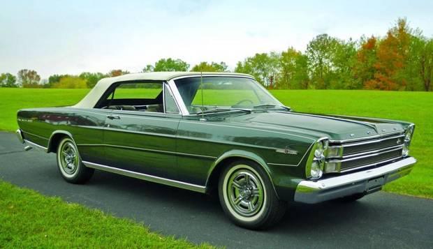Ford Galaxie 500 1966 года