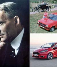 Генри Форд и популярные модели Ford T и Ford Fiesta