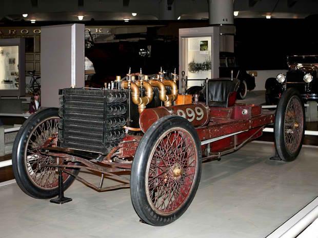 Ford 999 в музее