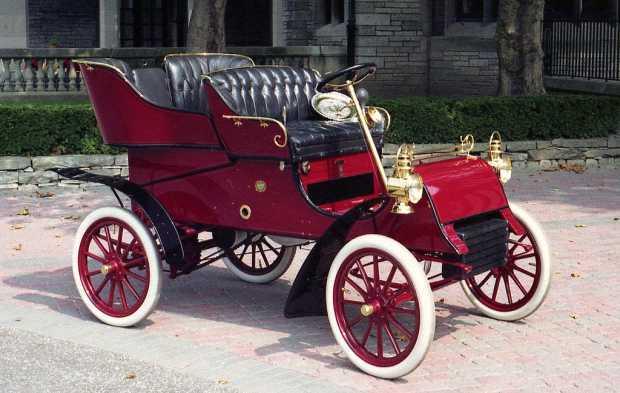 Переходная модель Model AC 1904 года