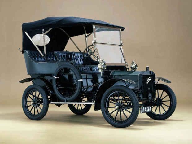 Автомобиль Ford Model N