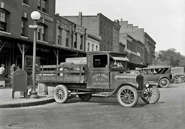 Ford Model TT Truck 1926 года
