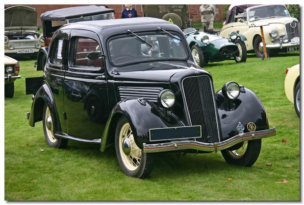 Автомобиль Ford Model C Ten