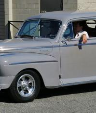 Monarch Sedan Coupe 1948 года