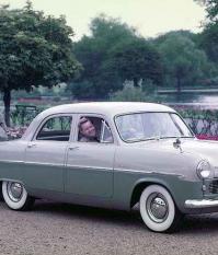 Ford Zephyr MK1 1950 года