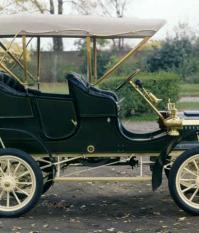 Форд модель «Т», восстановленный автомобиль