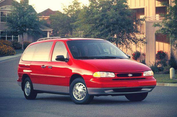 Минивэн Ford Windstar 1995 года