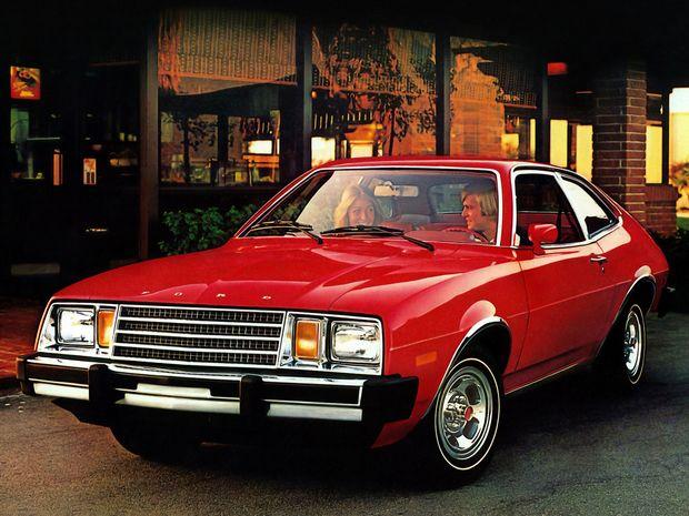 Ford Pinto 1980года, кузов 64В