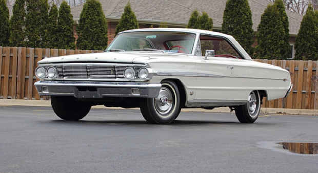 Ford Galaxie 500, 1964 года