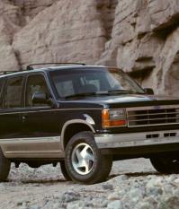 Ford Explorer первого поколения (1990–94)