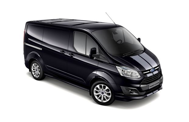 Ford Transit 2013 года