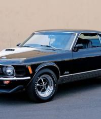 Ford Mustang Mach I 1970 года