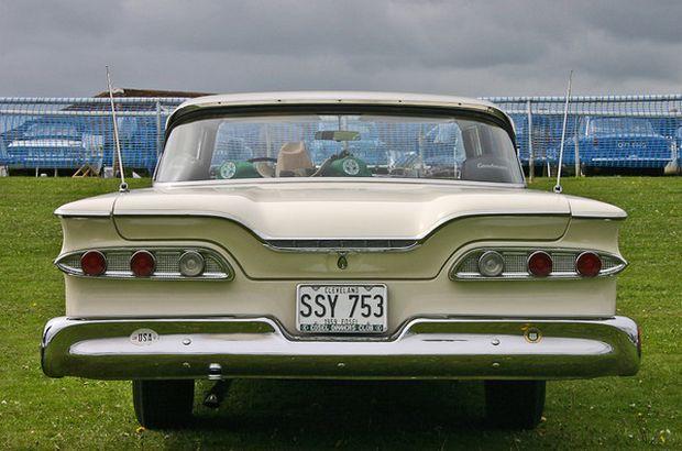 Задняя оптика Edsel 1959 года