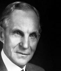 Генри Форд - основатель автомобильной промышленности