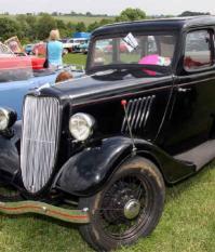 Восстановленный Ford Model Y 1930 года