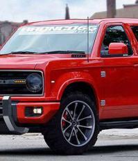 Таким Ford Bronco будет в 2020 году