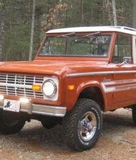Ford Bronco Classic 1966
