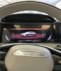 Электромобиль Lucid Air