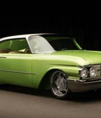 Ford Galaxie Starliner, 1961 года