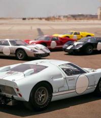 Ford GT40 (MkI), 1966 года