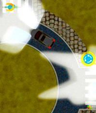 Фары автомобилей Ford научили светить на разметку на дороге