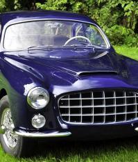 Ford Comete Monte Carlo Coupe  1954 года