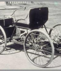 Первый Ford Quadricycle