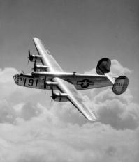 Бомбардировщик «В-24 Либератор»