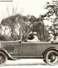 Ford Model A Phaeton, 1928 года