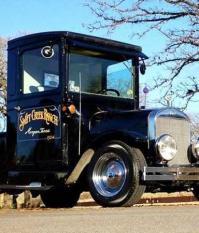 "Рестайлинг версия пикап Ford ""Tall T"" сделана на базе оригинального грузовичка Model T 1924 года"